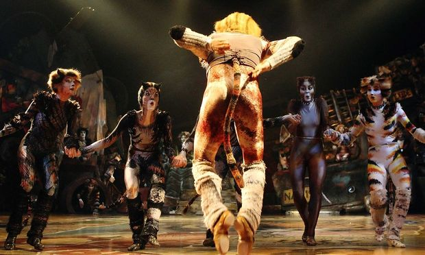Seit 1981 feiert Cats Erfolge rund um den Globus. / Bild: Reuters