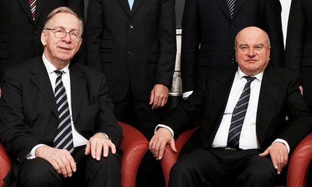 Karl Preslmayr (links) und Florian Gehmacher