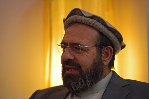 """Gulbuddin Hekmatyar gilt als  """"Schlächter von Kabul"""""""