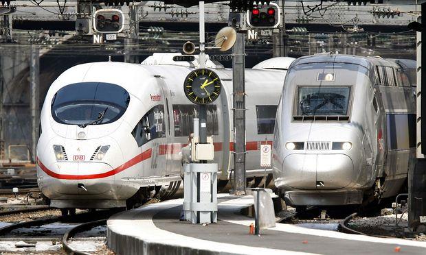 Siemens und Alstom schmieden gemeinsamen Bahntechnik-Konzern