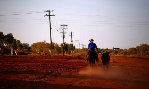Auf Pferde umsatteln müssen die Australier nun nicht. Schon heute werden die meisten Autos importiert.