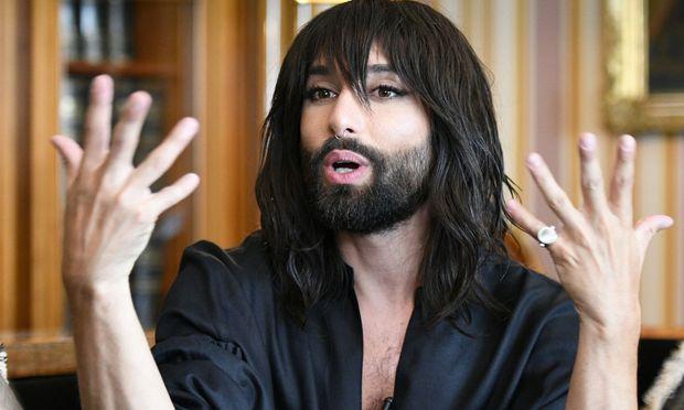 Die große musikalische Geste will Tom Neuwirth alias Conchita hinter sich lassen.