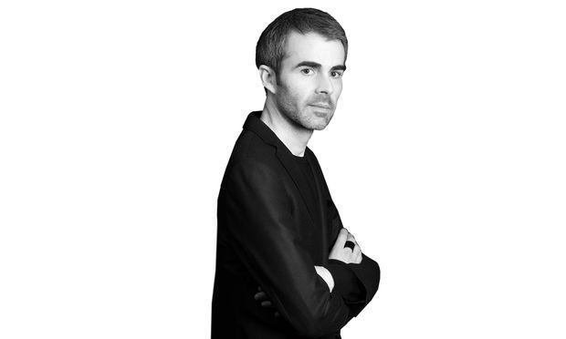 """Kreativer Kopf.  Der französische Designer Arnaud Chastaingt hat die """"J12"""" neu gestaltet."""
