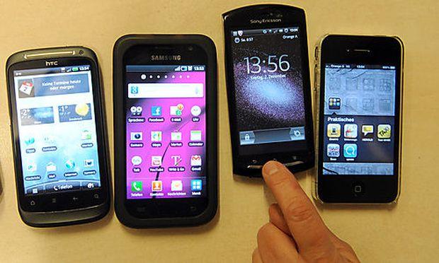Handy, Smartphone, App, Application, TelefonFoto: Clemens Fabry