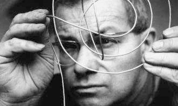 Multitalent. Der Schweizer Architekt, Designer, Grafiker und Bildhauer Max Bill.