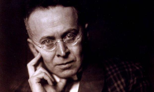 Portraet von Karl Kraus