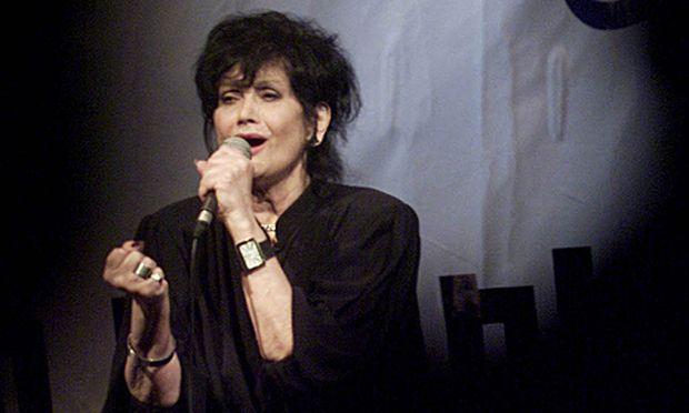 Israelische Sängerin Yaffa Yarkoni gestorben