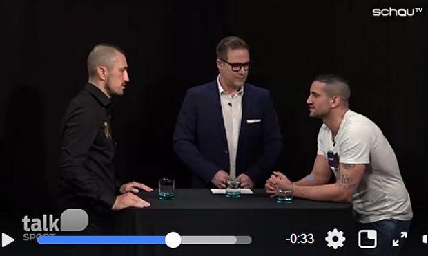 Gogi Knezevic (links) und Marcos Nader (rechts)