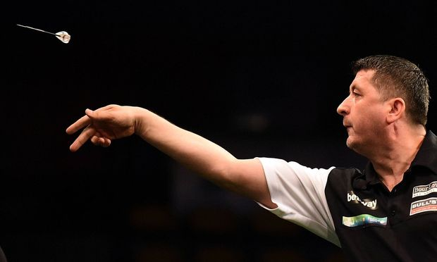 Darts-WM: Mensur Suljovic im Achtelfinale gescheitert