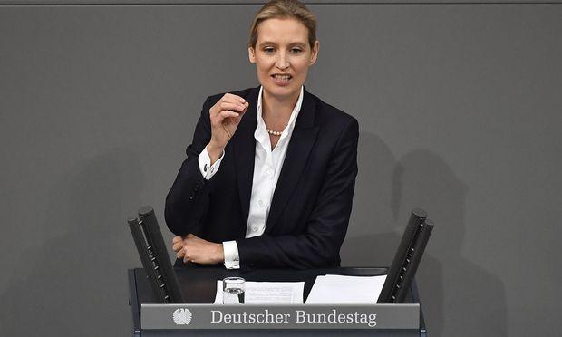 Afd Weidel Yücel Ist Antideutscher Hassprediger Diepressecom