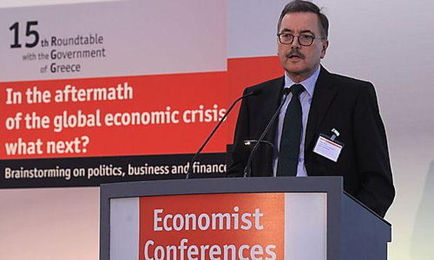 EZB-Chefökonom Stark sieht Gefahren bei einer Griechenland-Umschuldung