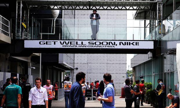 FORMULA 1 - Grand Prix of Brazil