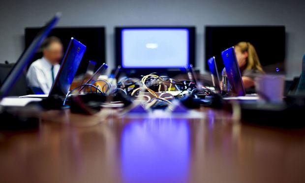 Von 17 Prozent aller Firmen wurde schon Lösegeld für verschlüsselte Daten gefordert.