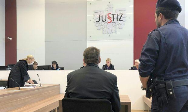 BURGENLAND: PROZESS GEGEN 32-JAeHRIGEN WEGEN MORDES