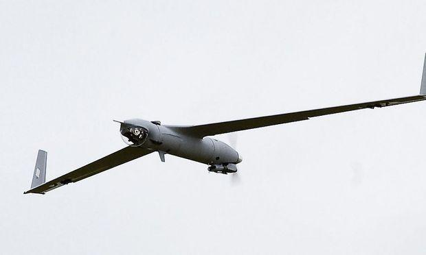 Deutschland befürchtet Anschläge mit Bomben-Drohnen
