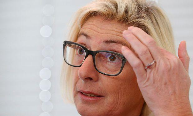 VIG-Chefin Elisabeth Stadler ist die rühmliche Ausnahme