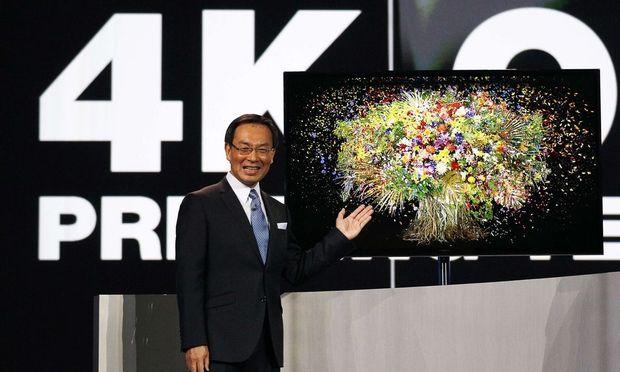 Fernseher: 3D-Hype ist vorbei - 4K ist im Kommen