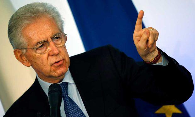 Monti schließt Kandidatur für Parlamentswahlen aus