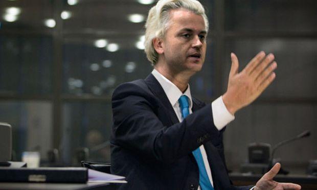 Wilders plant internationale Anti-Islam-Allianz