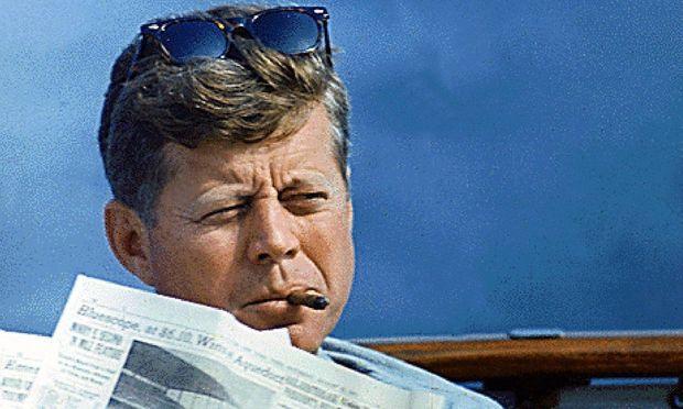 Mythos John F. Kennedy