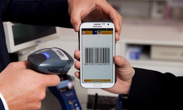 Handy, Geldboerse, NFC