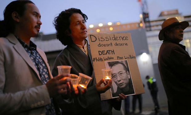 Klinik: Schwerkranker Liu Xiaobo leidet unter Organversagen