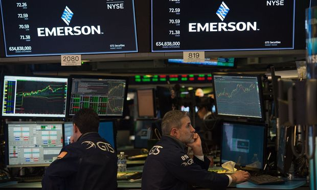 Börse hat oft etwas Hysterisches. / Bild: APA/AFP/BRYAN R. SMITH