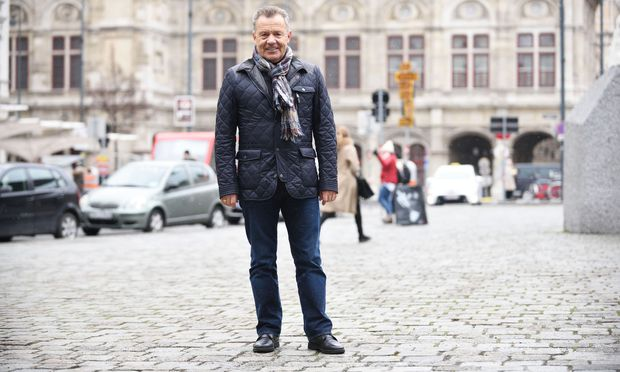 "Erst heute, sagt Erik Schinegger, sei er so stark, dass er ""über alles reden kann."""