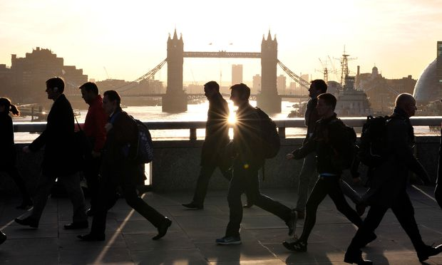 Bei Weitem nicht alles läuft schnell und rund in London. Die Sozialhilfereform etwa kommt überhaupt nicht in Gang.