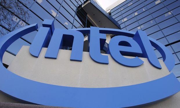 Chip Riese Intel steigt