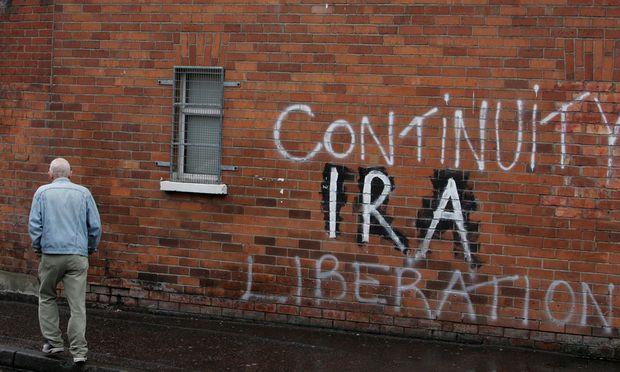 Nordirland gibt immer noch