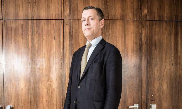 Christian Pilnacek, Sektionschef und Generalsekretär.