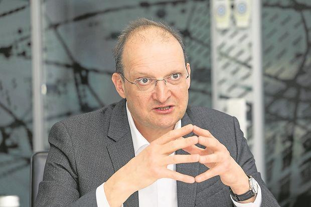 A. Herzog, Pharmig Generalsekretär.