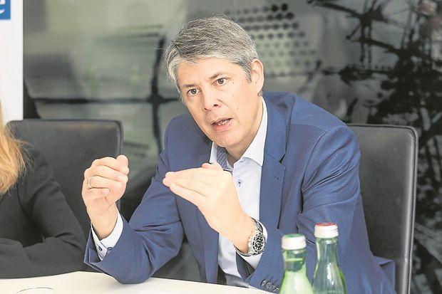 Martin Munte, Pharmig Präsident.