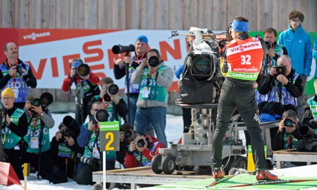 Ruhpolding Kitzbuehel Biathlonsports