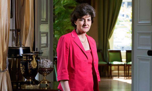 Sylvie Goulard wurde als französische EU-Kommissarin nominiert.