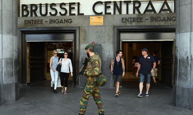 Brüsseler Attentäter wollte mit Nagelbombe Terror verbreiten