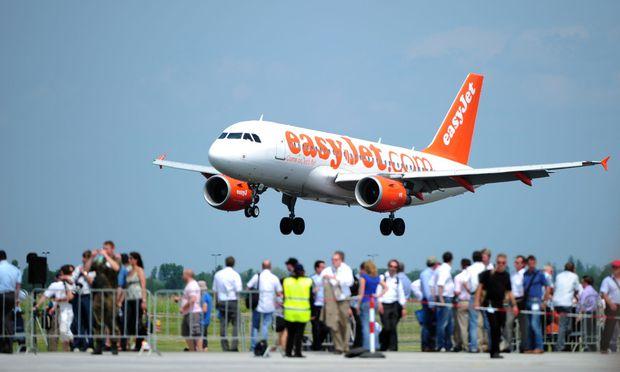 Startschuss für Easyjet Europe: Österreich hat eine neue Airline