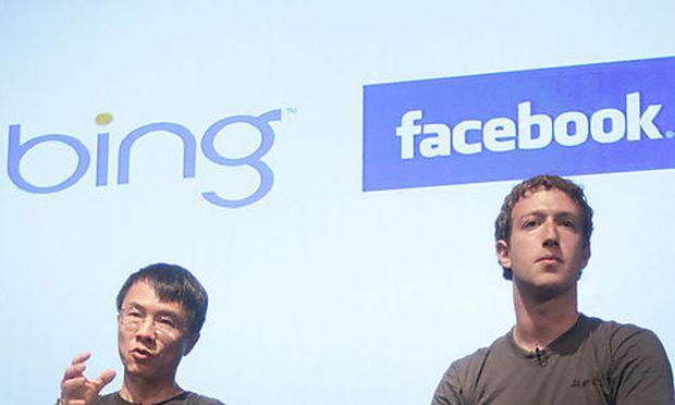 Qi Lu, Mark Zuckerberg