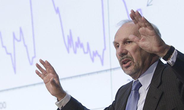 Österreichs Notenbankgouverneur Ewald Nowotny