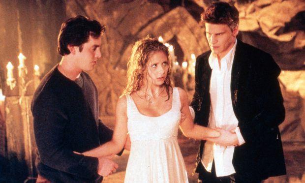 """Sarah Michelle Gellar spielte ab 1997 die Hauptrolle in """"Buffy - Im Bann der Dämonen"""". / Bild: Imago"""
