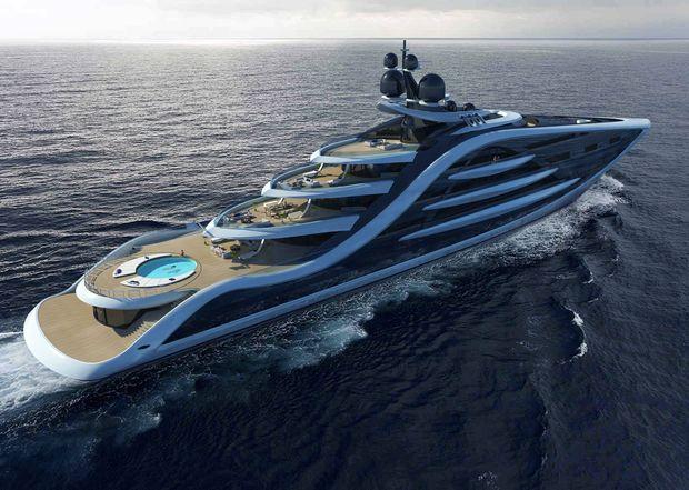 Superyachten kaufen  Luxuriös: Die Yachten der Zukunft « DiePresse.com