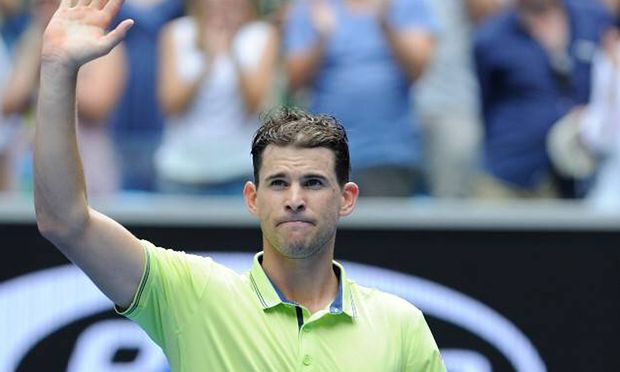 Dominic Thiem.  / Bild: (c) imago/PanoramiC (chryslene caillaud)