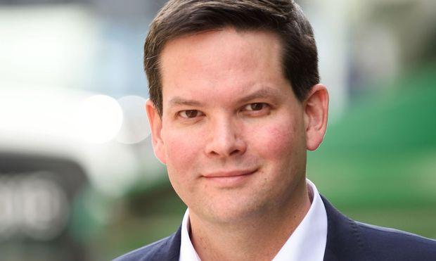 """""""Wir alle starten bei null"""": Lukas Mandl über die Konkurrenz im ÖVP-Team."""
