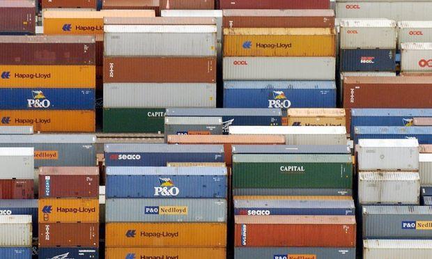 Deutsche Exporte legen um 2,4 Prozent zu