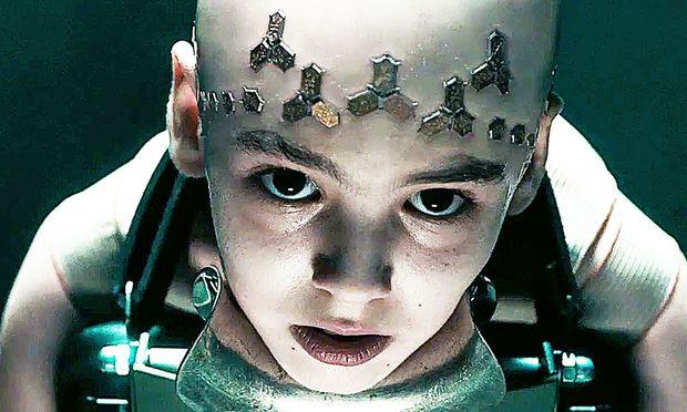 Auch vor Experimenten mit Kindern scheuen diese Wissenschaftler nicht zurück!
