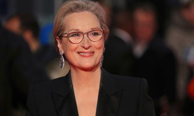 """""""Wir Frauen haben verinnerlicht, dass wir mit einem ganz anderen Maß gemessen werden als Männer"""", sagt Meryl Streep."""