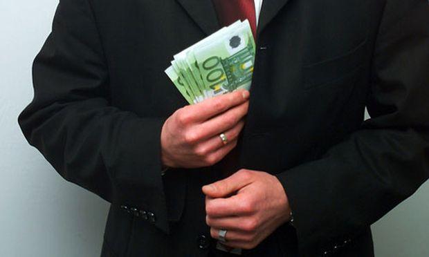 Politik Geld gekaufte Republik