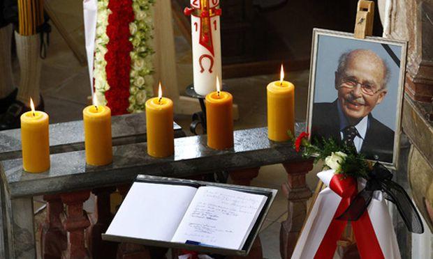 Habsburg Begräbnis Wien Wird Adelsmetropole Diepressecom