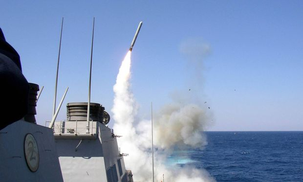 US-Angriff auf die Luftwaffenbasis Shayrat